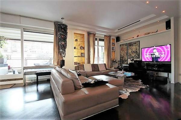 Appartamento in vendita a Milano, Piazzale Bacone, Con giardino, 170 mq - Foto 12