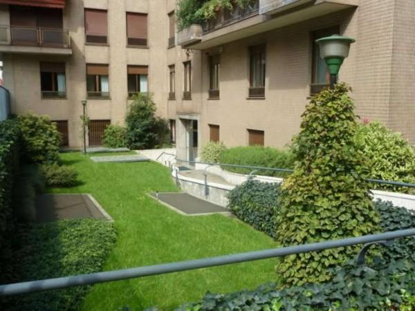 Appartamento in vendita a Milano, Piazzale Bacone, Con giardino, 170 mq - Foto 4