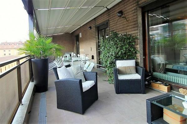 Appartamento in vendita a Milano, Piazzale Bacone, Con giardino, 170 mq - Foto 1