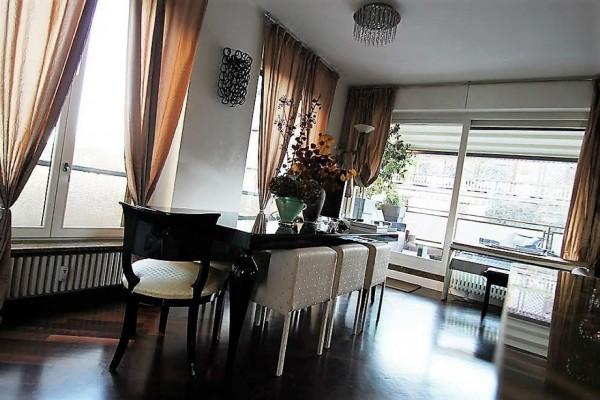 Appartamento in vendita a Milano, Piazzale Bacone, Con giardino, 170 mq - Foto 11