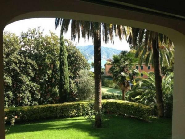 Appartamento in vendita a Santa Margherita Ligure, Centro, Con giardino, 170 mq - Foto 1
