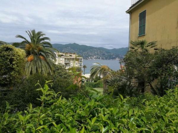 Appartamento in vendita a Santa Margherita Ligure, Centro, Con giardino, 170 mq - Foto 3