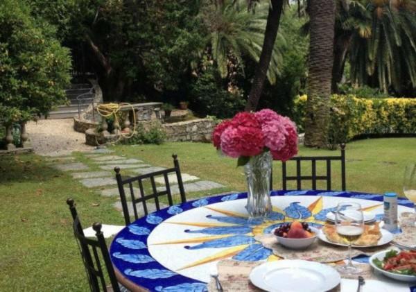 Appartamento in vendita a Santa Margherita Ligure, Centro, Con giardino, 170 mq - Foto 8