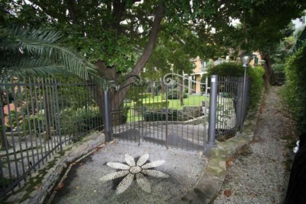 Appartamento in vendita a Santa Margherita Ligure, Centro, Con giardino, 170 mq - Foto 7
