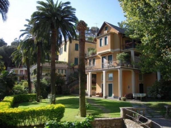 Appartamento in vendita a Santa Margherita Ligure, Centro, Con giardino, 170 mq - Foto 4