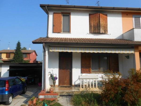 Villa in vendita a Chieve, Residenziale, Con giardino, 184 mq - Foto 4