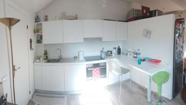 Appartamento in vendita a Lavagna, Centro, Arredato, con giardino, 38 mq - Foto 3