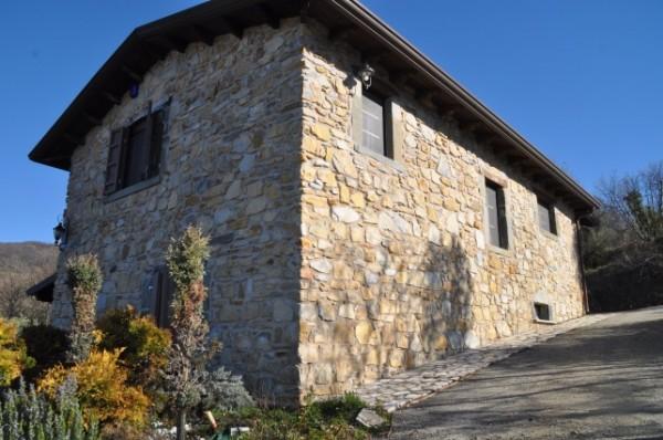Casa indipendente in vendita a Fivizzano, Agnino, 280 mq - Foto 7