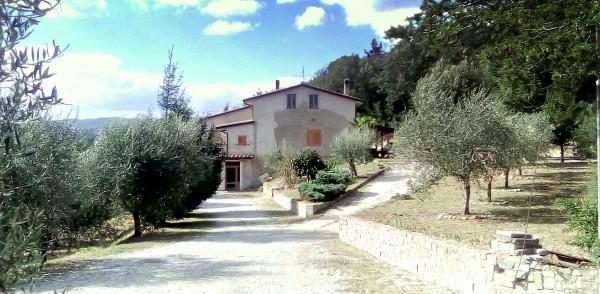 Villa in vendita a Corciano, Mantignana, Con giardino, 220 mq - Foto 19