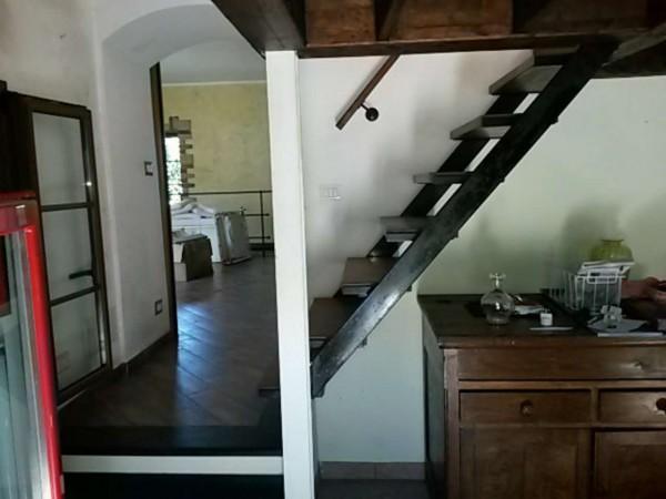 Appartamento in vendita a Santa Margherita Ligure, Centrale, Con giardino, 140 mq - Foto 27
