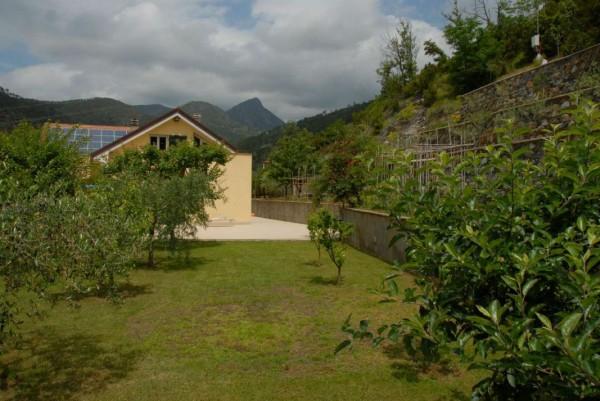 Villa in vendita a Casarza Ligure, Adiacenze Via Iv Novembre, Arredato, con giardino, 560 mq - Foto 11