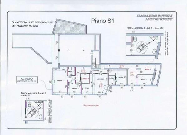 Villa in vendita a Casarza Ligure, Adiacenze Via Iv Novembre, Arredato, con giardino, 560 mq - Foto 6