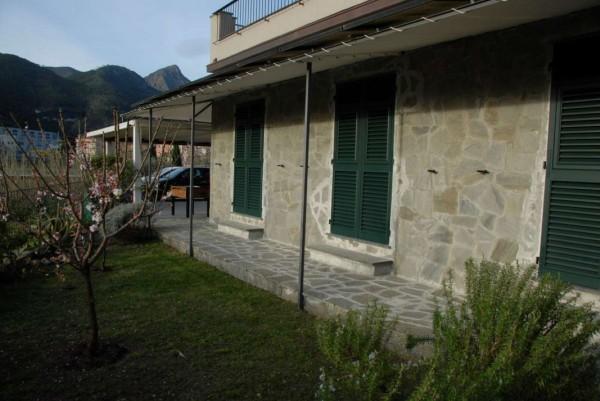 Villa in vendita a Casarza Ligure, Adiacenze Via Iv Novembre, Arredato, con giardino, 560 mq - Foto 17