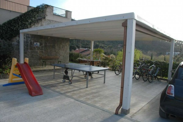 Villa in vendita a Casarza Ligure, Adiacenze Via Iv Novembre, Arredato, con giardino, 560 mq - Foto 24