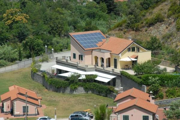 Villa in vendita a Casarza Ligure, Adiacenze Via Iv Novembre, Arredato, con giardino, 560 mq - Foto 9
