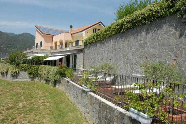 Villa in vendita a Casarza Ligure, Adiacenze Via Iv Novembre, Arredato, con giardino, 560 mq - Foto 21