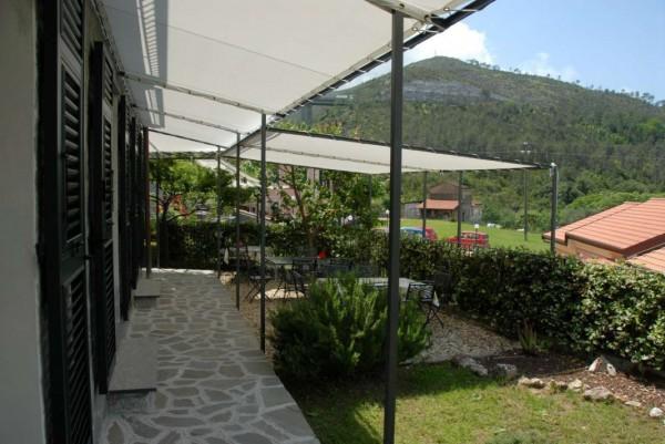 Villa in vendita a Casarza Ligure, Adiacenze Via Iv Novembre, Arredato, con giardino, 560 mq - Foto 14