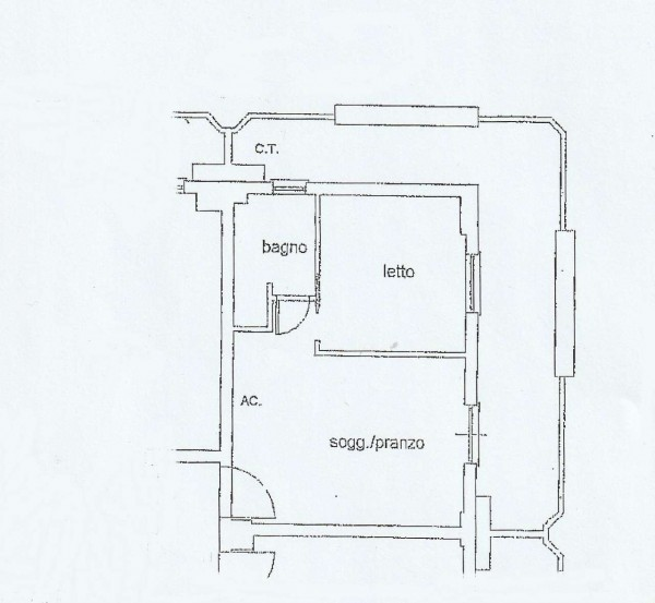 Appartamento in vendita a Roma, Boccea - Casal Del Marmo, 65 mq - Foto 3