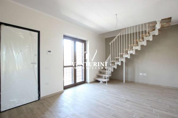 Appartamento in vendita a Roma, Valle Muricana, Con giardino, 60 mq - Foto 4