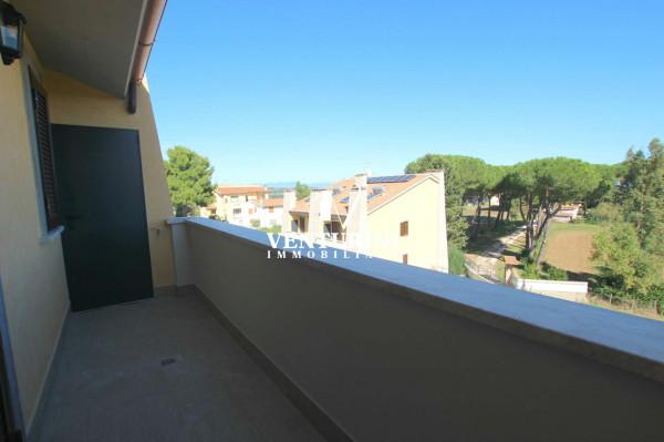 Appartamento in vendita a Roma, Valle Muricana, Con giardino, 60 mq - Foto 3