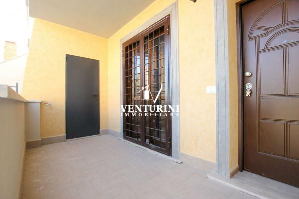 Appartamento in vendita a Roma, Valle Muricana, Con giardino, 60 mq - Foto 6