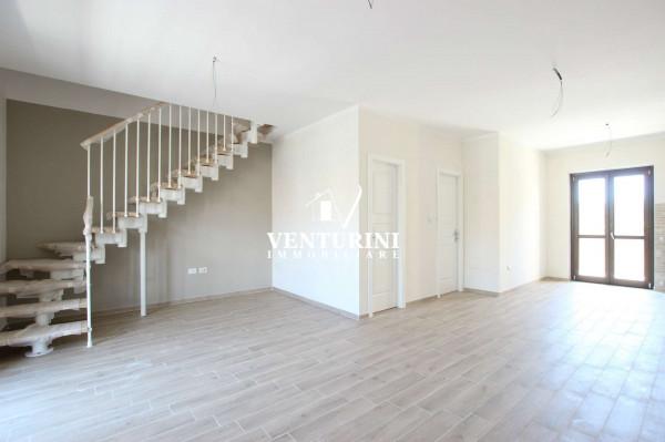 Appartamento in vendita a Roma, Valle Muricana, Con giardino, 60 mq