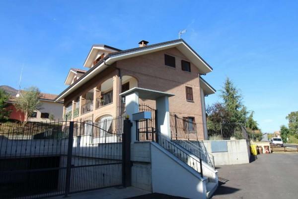 Appartamento in vendita a Givoletto, Con giardino, 131 mq - Foto 2