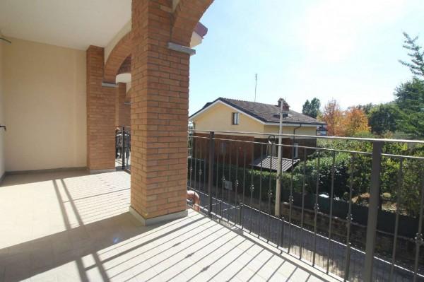 Appartamento in vendita a Givoletto, Con giardino, 170 mq - Foto 22