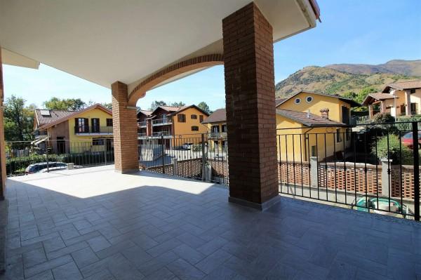 Appartamento in vendita a Givoletto, Con giardino, 170 mq - Foto 1