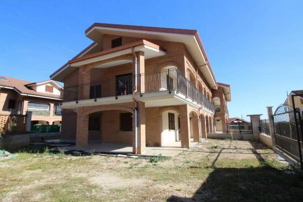 Appartamento in vendita a Givoletto, Con giardino, 170 mq - Foto 24