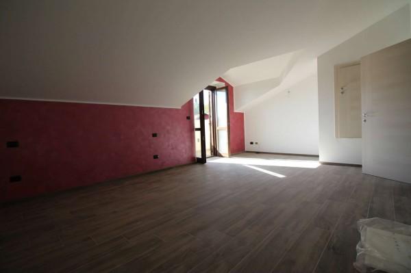 Appartamento in vendita a Givoletto, Con giardino, 170 mq - Foto 19