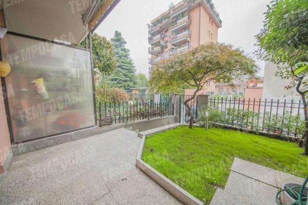 Villetta a schiera in vendita a Milano, Affori, Con giardino, 165 mq - Foto 28