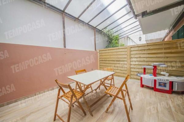 Villetta a schiera in vendita a Milano, Affori, Con giardino, 165 mq - Foto 23