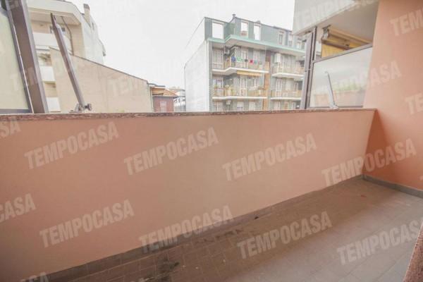 Villetta a schiera in vendita a Milano, Affori, Con giardino, 165 mq - Foto 14