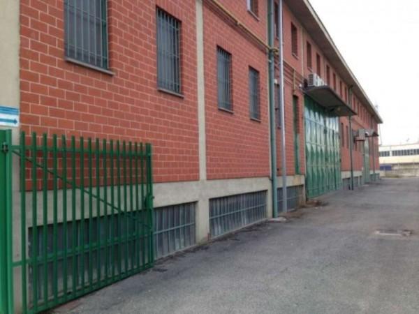 Capannone in affitto a Moncalieri, Con giardino, 400 mq - Foto 10