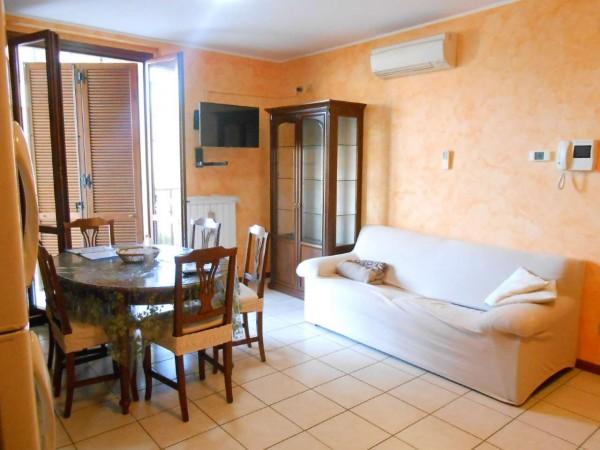 Appartamento in vendita a Spino d'Adda, Residenziale, Arredato, con giardino, 66 mq - Foto 8