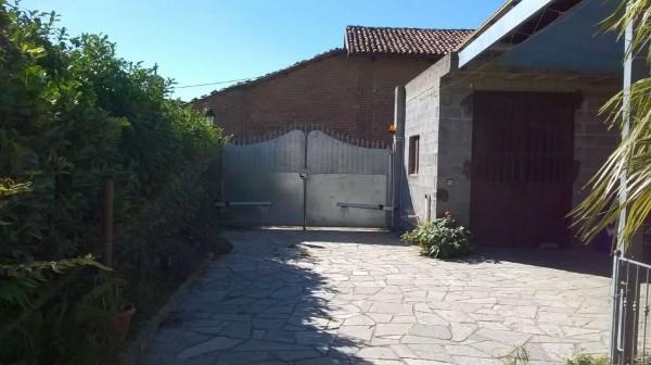Casa indipendente in vendita a Vinovo, Tetti Borno, Con giardino, 280 mq - Foto 13