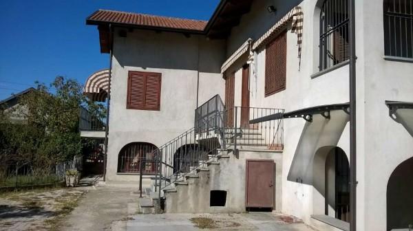 Casa indipendente in vendita a Vinovo, Tetti Borno, Con giardino, 280 mq - Foto 9