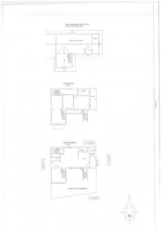 Casa indipendente in vendita a Vinovo, Tetti Borno, Con giardino, 280 mq - Foto 3