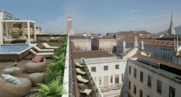 Appartamento in vendita a Torino, 96 mq - Foto 11