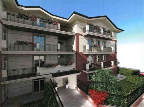 Appartamento in vendita a Orbassano, Vicinanze Centro, 90 mq