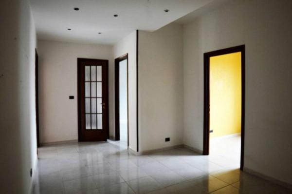 Appartamento in vendita a Orbassano, Via Frejus, Con giardino, 75 mq