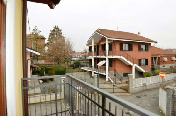 Appartamento in vendita a Orbassano, Via Frejus, Con giardino, 75 mq - Foto 13
