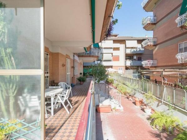 Appartamento in vendita a Roma, Talenti, Con giardino, 224 mq - Foto 25