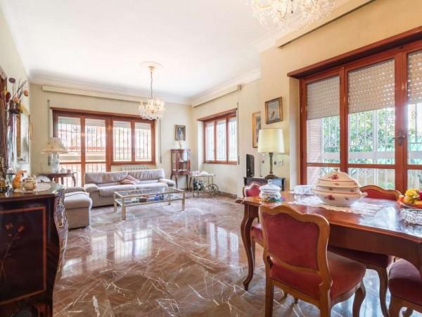Appartamento in vendita a Roma, Talenti, Con giardino, 224 mq - Foto 22