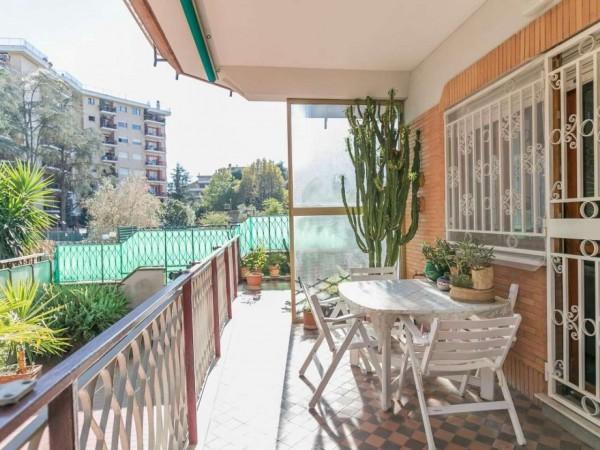 Appartamento in vendita a Roma, Talenti, Con giardino, 224 mq
