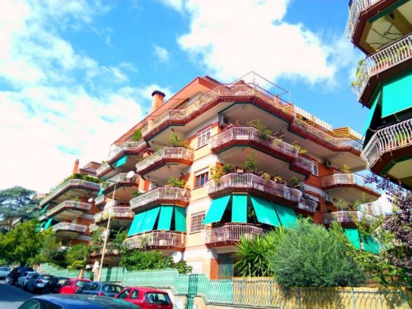 Appartamento in vendita a Roma, Talenti, Con giardino, 224 mq - Foto 11