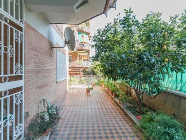 Appartamento in vendita a Roma, Talenti, Con giardino, 224 mq - Foto 17