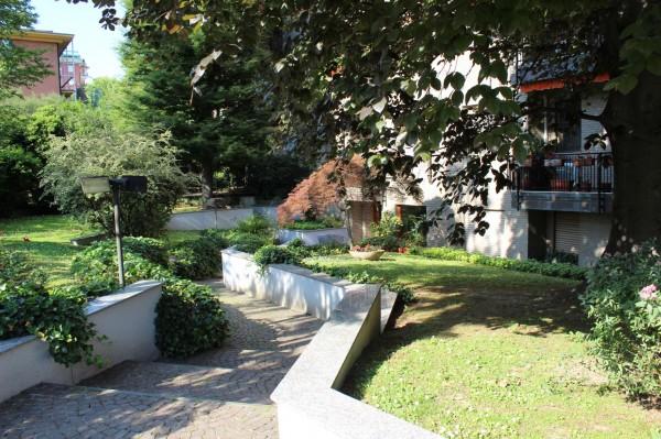 Appartamento in vendita a Milano, San Siro, Con giardino, 95 mq - Foto 5