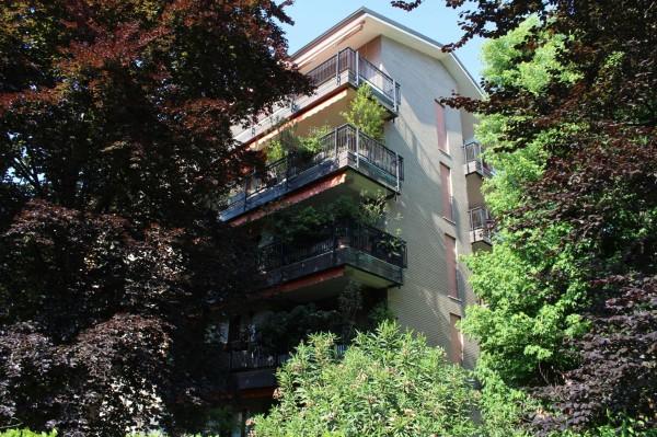 Appartamento in vendita a Milano, San Siro, Con giardino, 100 mq